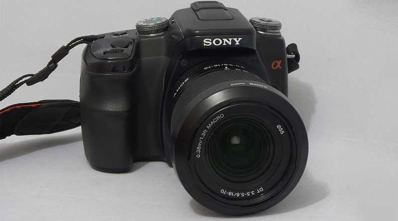 Sony Alpha DSLR A200