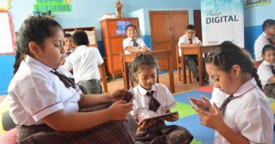 Educación Digital, el proyecto que busca enseñar con tecnología llega a Piura