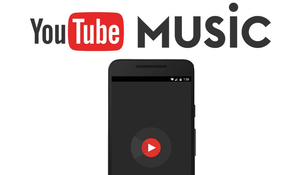 Youtube music reemplazaría a Google Play music