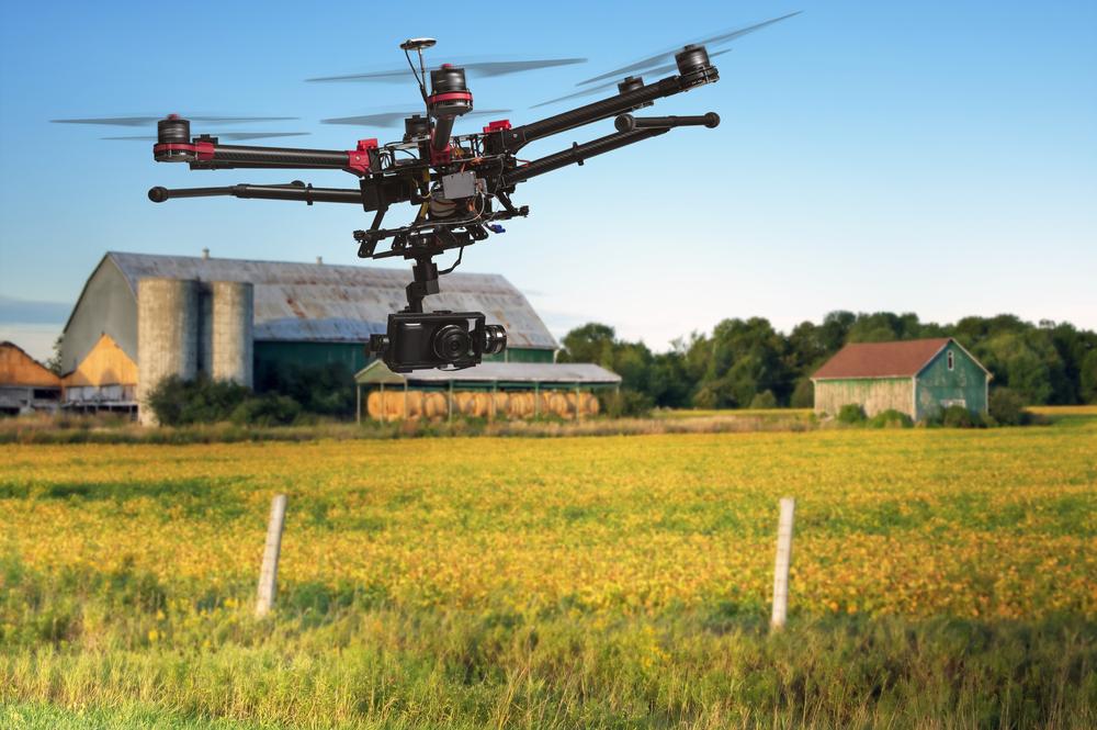 DRONES para el bien social