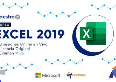 Curso de Excel 2019