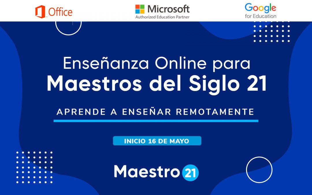 U8: Enseñanza Online para Maestros del Siglo 21